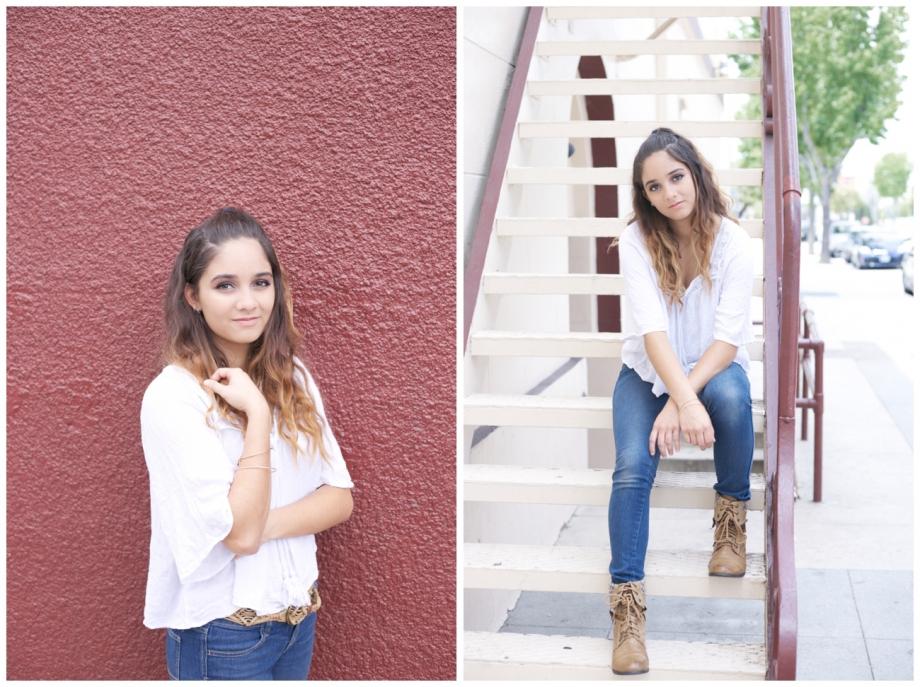 Senior Photographers Orange County CA