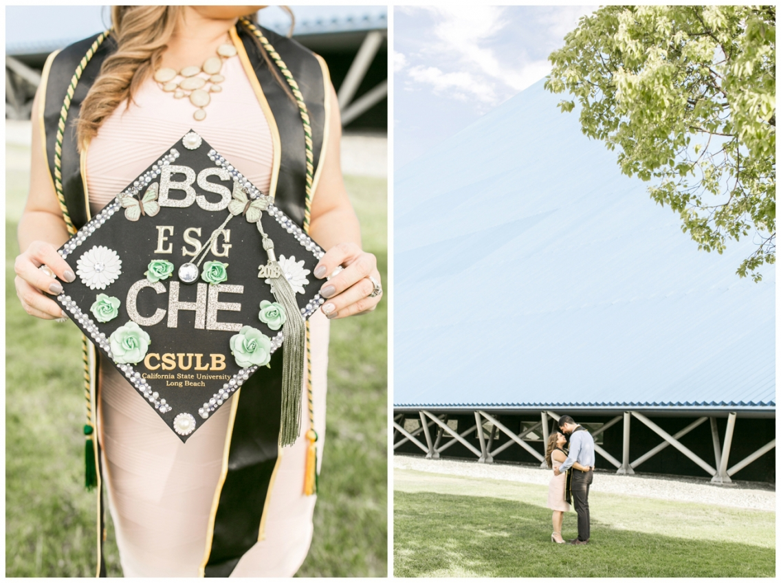 Cal State Long Beach Couples Graduation Session Shelby Danielle Blog